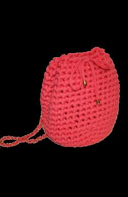 Рюкзак коралловый